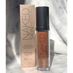 New! Naked Skin Liquid Foundation Shade 11.0